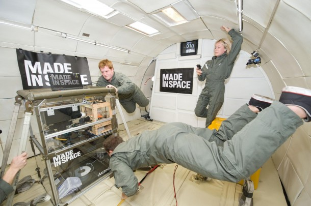 The First 3D Object, Printed in Space5