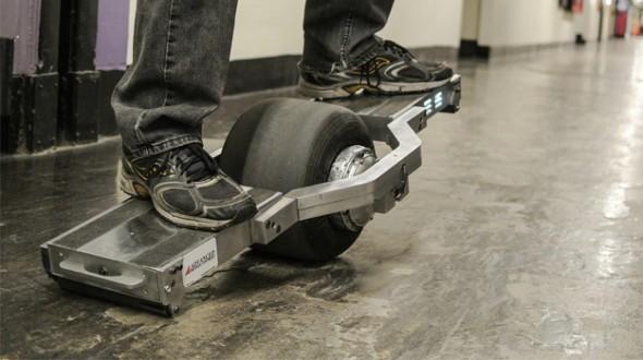 The Flying Nimbus – One Wheel Skateboard6