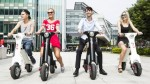 The Foldable Electric Scooter can be Folded in Five Seconds4