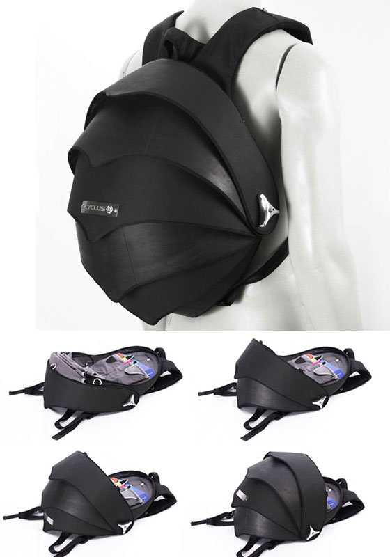 The Meiosis Backpack by Davidi Galid2