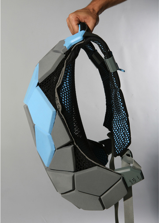The Meiosis Backpack by Davidi Galid3