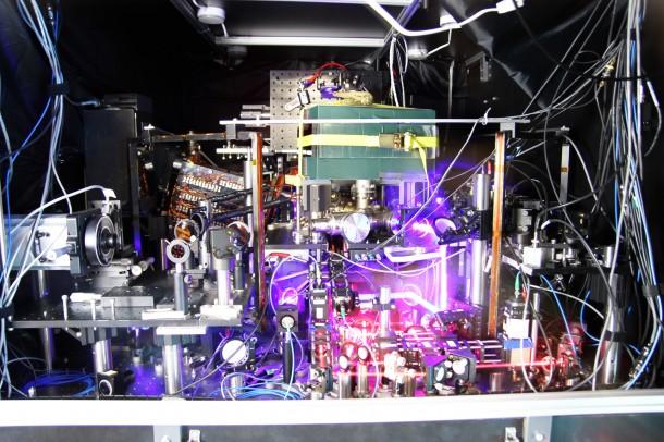 The Most Accurate Clock - Strontium Lattice Clock3