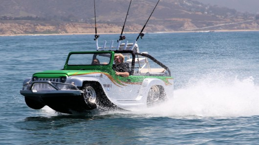 The Panther – Runs on Streets and Water Alike10