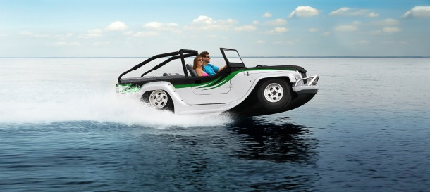 The Panther – Runs on Streets and Water Alike