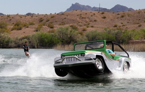 The Panther – Runs on Streets and Water Alike2