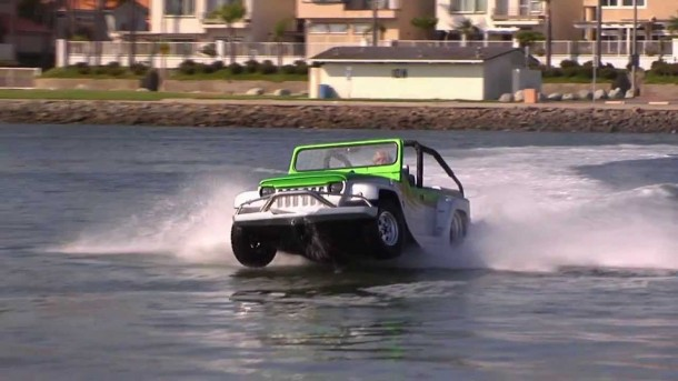 The Panther – Runs on Streets and Water Alike4