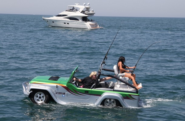 The Panther – Runs on Streets and Water Alike8