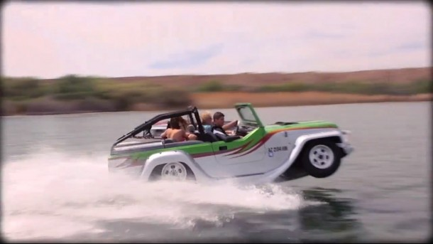 The Panther – Runs on Streets and Water Alike9