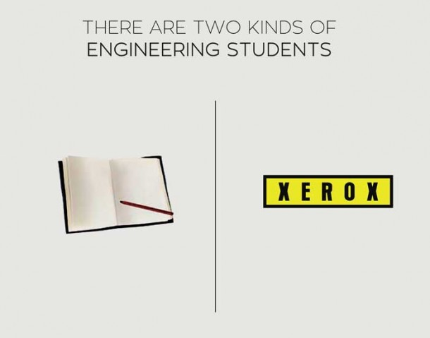 There are Two Kinds of Engineers7