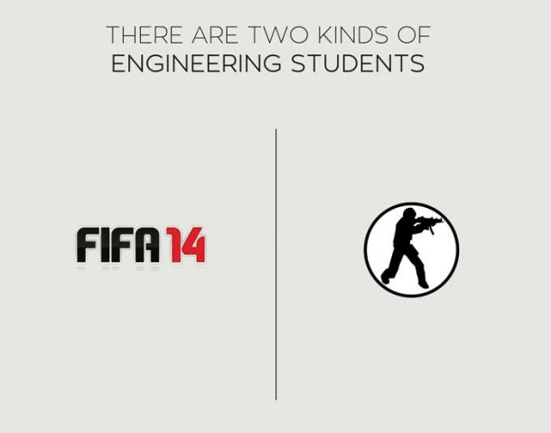There are Two Kinds of Engineers8