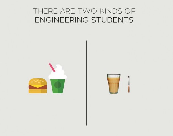 There are Two Kinds of Engineers9