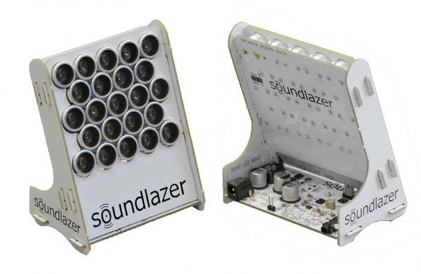 Unique Speakers – Soundlazer Snap4