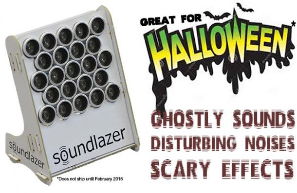Unique Speakers – Soundlazer Snap2