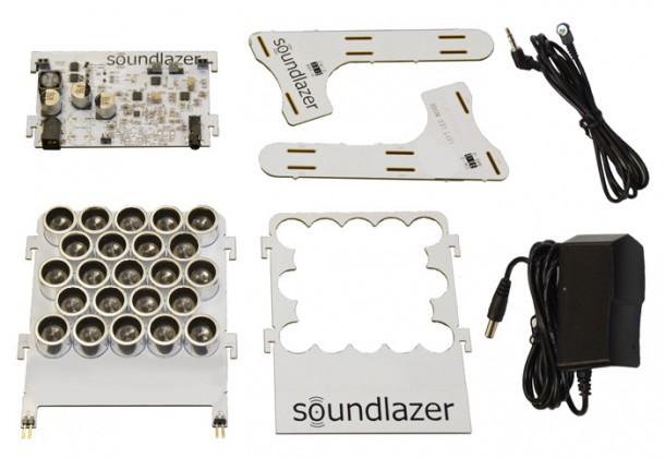 Unique Speakers – Soundlazer Snap3