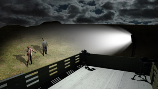 Zombie Proof Cabin – Survive Zombie Apocalypse