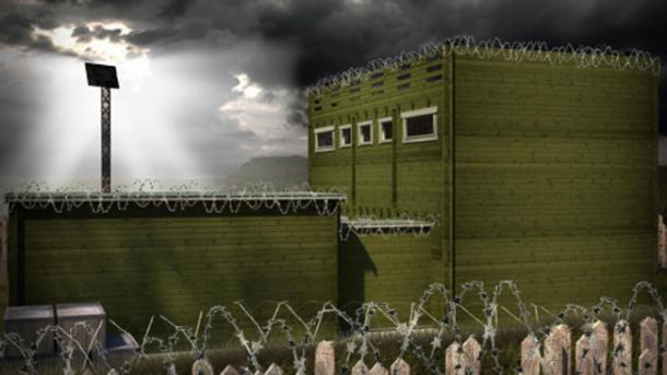 Zombie Proof Cabin – Survive Zombie Apocalypse2