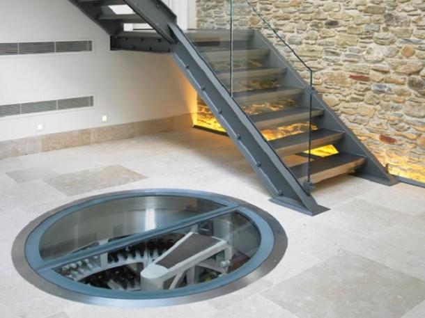 spiral cellar 1