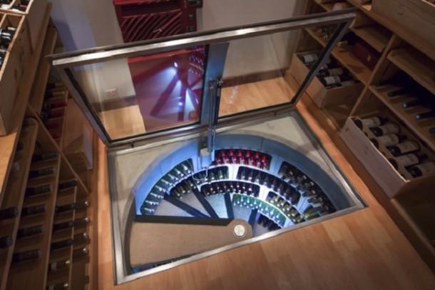 spiral cellar 6