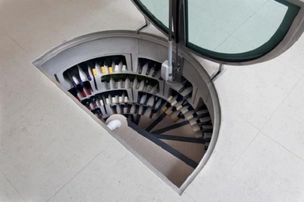spiral cellar 8