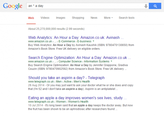 10 Amazing and Useful Google Search Features 9