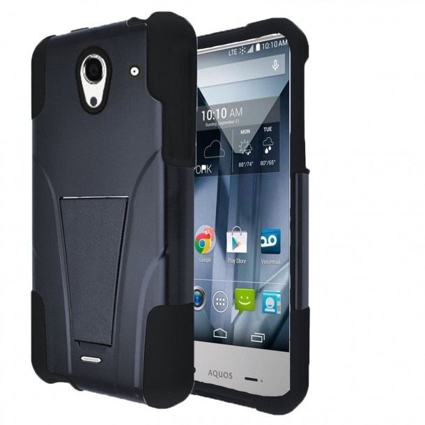10 Best Cases For Sharp Aquos Crystal 10