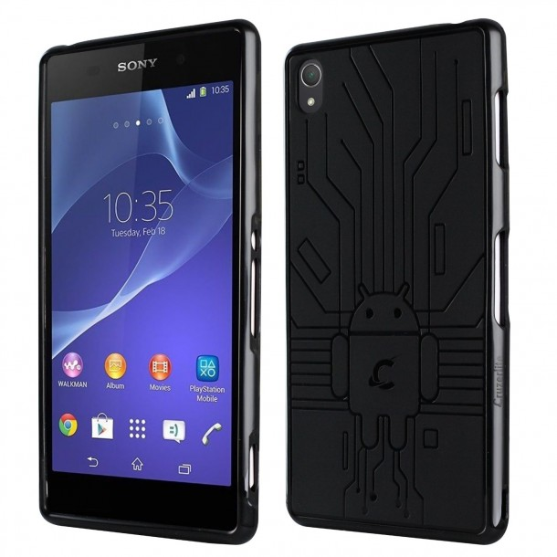 10 Best cases for Sony Xperia Z3 3