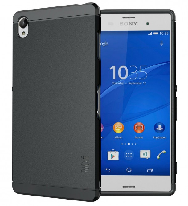 10 Best cases for Sony Xperia Z3 5