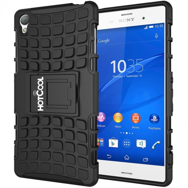 10 Best cases for Sony Xperia Z3 7