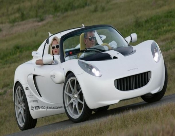 10 Most Exotic and Sports Cars5