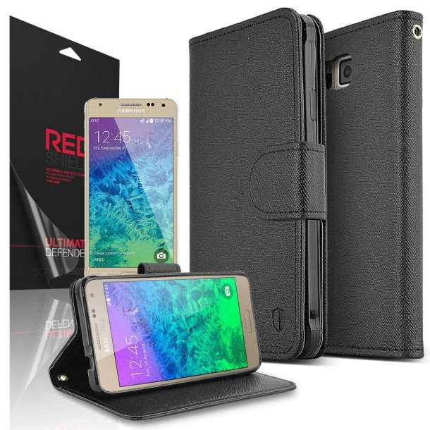 10 best cases for Samsung Galaxy Alpha 6
