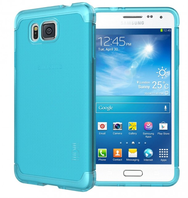 10 best cases for Samsung Galaxy Alpha 8