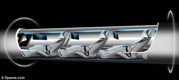 100 Engineers are Working on Elon Musk's Hyperloop Idea 2