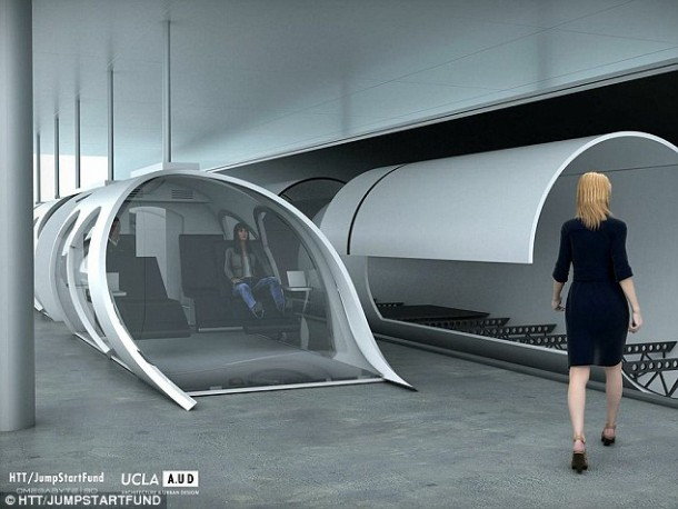 100 Engineers are Working on Elon Musk's Hyperloop Idea 8