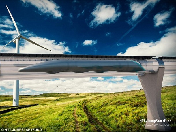 100 Engineers are Working on Elon Musk's Hyperloop Idea 9