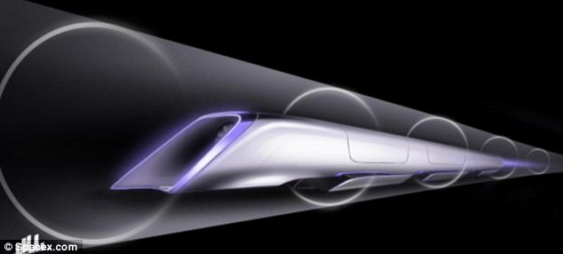100 Engineers are Working on Elon Musk's Hyperloop Idea 5