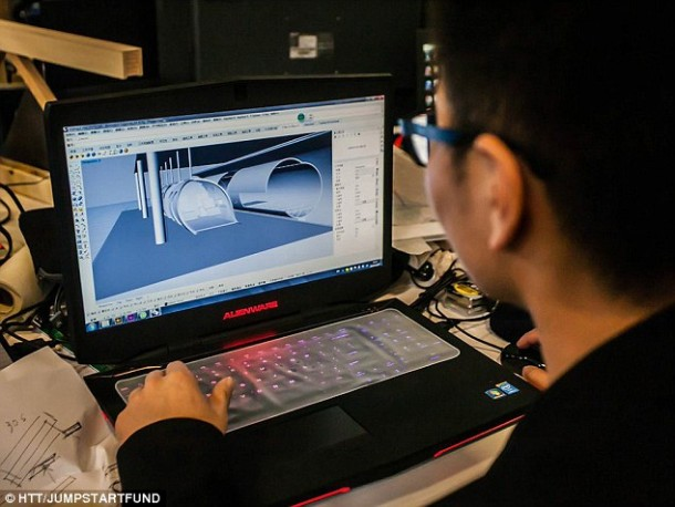 100 Engineers are Working on Elon Musk's Hyperloop Idea 7