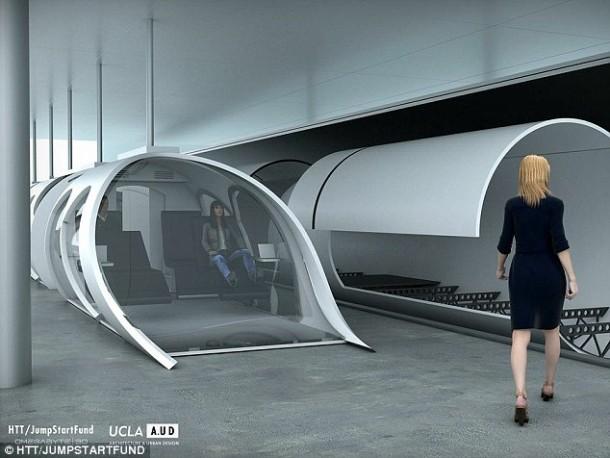 100 Engineers are Working on Elon Musk's Hyperloop Idea 8
