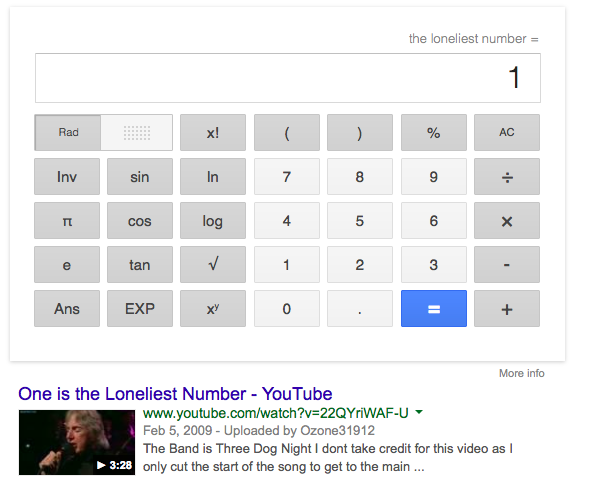 12 Amazing Google Search Tricks 7
