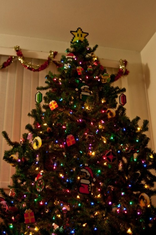 12. Nintendo Tree