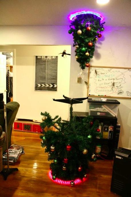 15 Amazing Christmas Trees Design 2