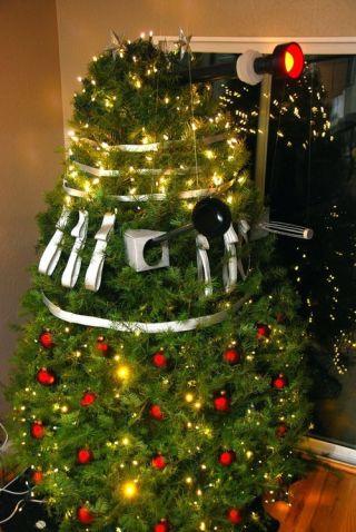 15 Amazing Christmas Trees Design 3