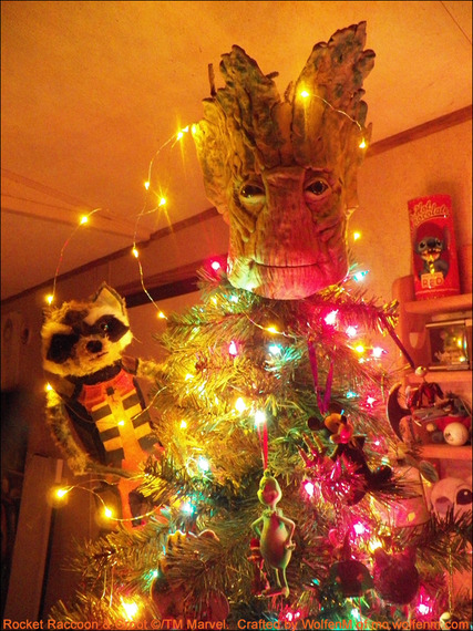 15 Amazing Christmas Trees Design 8