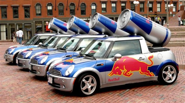15 Cool Facts about Red Bull 15