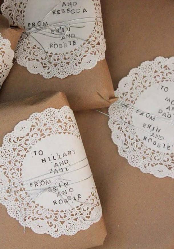 15 DIY Gift Wrap Ideas