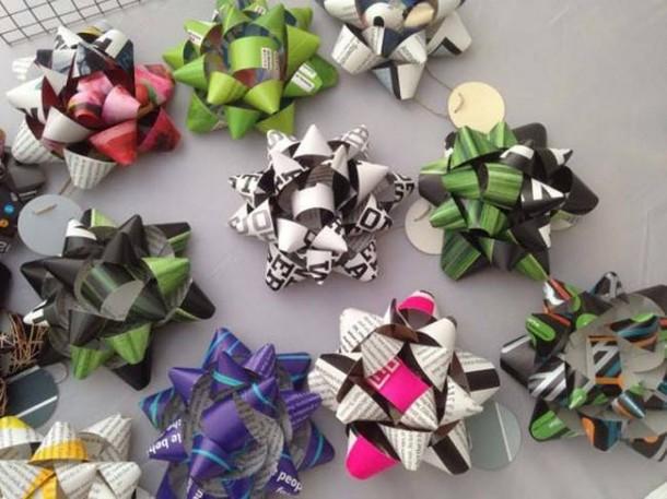 15 DIY Gift Wrap Ideas10