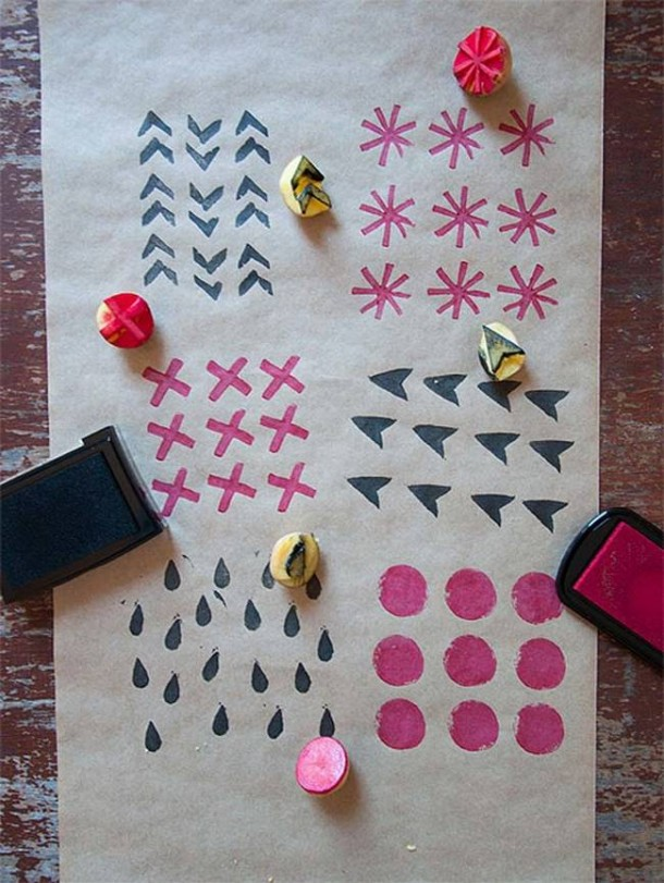 15 DIY Gift Wrap Ideas12