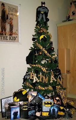 15. Batman Christmas Tree