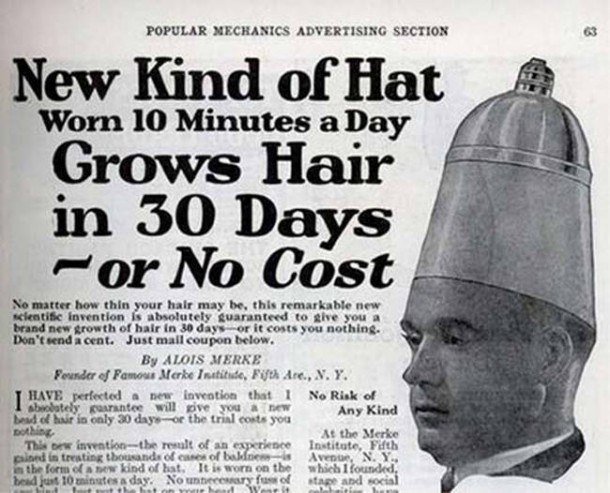 17 Most Bizarre Vintage Products 9