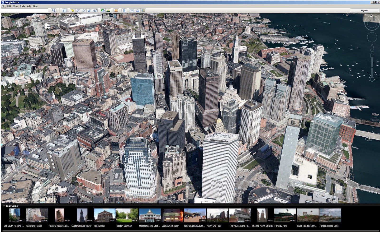 3D-Imagery-in-Google-Maps-6 Google Maps D View on google maps helicopter view, google earth live satellite view, google earth street view usa, google maps aerial satellite view,