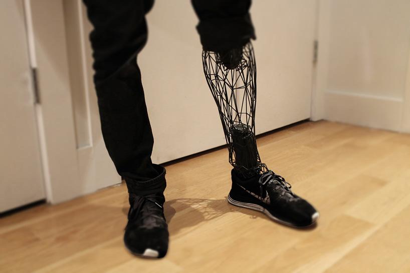 3D printed Exo-Prosthetic leg 5